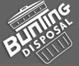 Bunting Disposal Logo